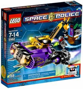 LEGO Space Police Set #5982 Smash N' Grab