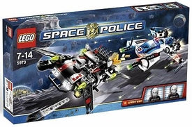 LEGO Space Police Set #5973 Hyperspeed Pursuit