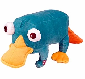 Disney Phineas and Ferb 14 Inch Talking Plush Figure Perry