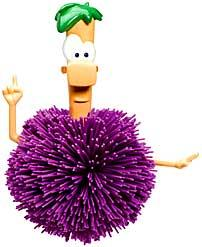 Phineas & Ferb Koosh Ball Ferb