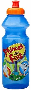 Phineas and Ferb 22oz. Sport Bottle [Blue]