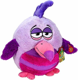 KooKoo Daddy Birds 12 Inch DELUXE Plush Purple-Winged, Hovering Smazoolie [with Sound!]