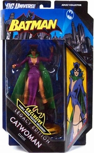 DC Batman Legacy Edition Series 3 Action Figure Catwoman [First Appearance]
