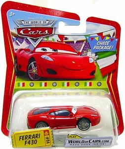 Disney / Pixar CARS Movie 1:55 Die Cast Car Ferrari F430 Chase Piece!
