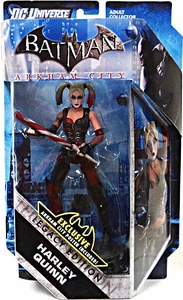 DC Batman Legacy Edition Series 3 Action Figure Harley Quinn [Arkham City]