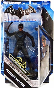 DC Batman Legacy Edition Series 3 Action Figure Nightwing [Arkham City]