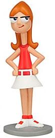 Disney Phineas and Ferb Exclusive 3.5 Inch PVC LOOSE Figure Candace