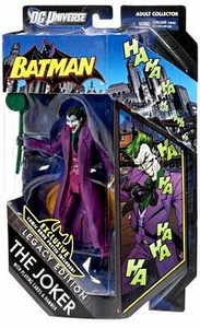 DC Batman Legacy Edition Series 1 Action Figure Joker [Playing Cards & Hammer]