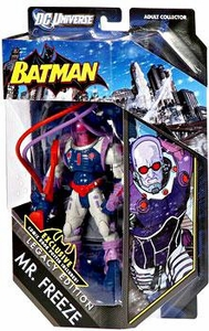 DC Batman Legacy Edition Series 1 Action Figure Mr. Freeze