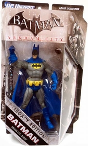 DC Batman Legacy Edition Exclusive Action Figure Batman [Arkham City - Batsuit]
