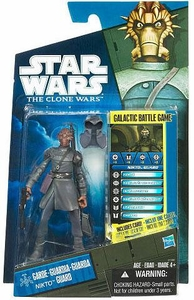 Star Wars 2010 Clone Wars Exclusive Action Figure Nikto Guard
