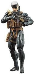 Metal Gear Solid Medicom 7 Inch Series 1 Action Figure Snake [MGS4]