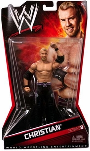 Mattel WWE Wrestling Basic Series 8 Action Figure Christian BLOWOUT SALE!