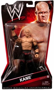 Mattel WWE Wrestling Basic Series 8 Action Figure Kane
