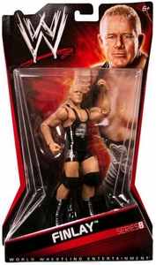 Mattel WWE Wrestling Basic Series 8 Action Figure Finlay