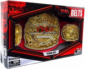 TNA Wrestling Series 2 Championship Belt Global Belt