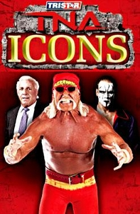 Tristar TNA Wrestling 2010 Icons Trading Cards Basic Set [100 Cards]