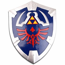 Legend of Zelda 21 Inch Replica Hylian Shield [Ocarina of Time]