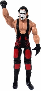 TNA Wrestling Deluxe Impact Series 1 LOOSE Action Figure Sting