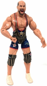 TNA Wrestling Deluxe Impact Series 1 LOOSE Action Figure Kurt Angle