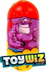 Mighty Beanz Super Rare Special Limited Edition Single Genie Bean