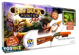 Pro TV Games Plug 'n Play Big Buck Hunter