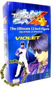 Tekken 4 Ultimate 12 Inch Figure Violet