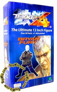 Tekken 4 Ultimate 12 Inch Figure Bryan Fury