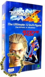 Tekken 4 Ultimate 12 Inch Figure Steve Fox BLOWOUT SALE!