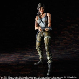 Tomb Raider Square Enix Play Arts Kai Action Figure Lara Croft