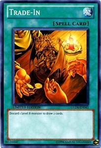 YuGiOh Gold Series 4 2011 Single Card Common GLD4-EN043 Trade-In