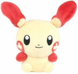 Pokemon Poke Doll Mini Plushie Plusle