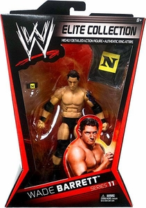 Mattel WWE Wrestling Elite Series 11 Action Figure Wade Barrett