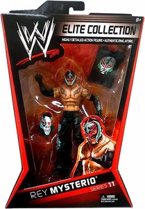 Mattel WWE Wrestling Elite Series 11 Action Figure Rey Mysterio