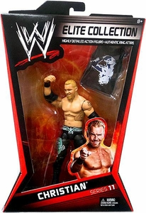 Mattel WWE Wrestling Elite Series 11 Action Figure Christian