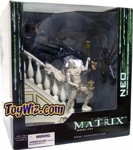 McFarlane Toys Matrix Series 1 Action Figure Deluxe Boxed Set Neo Chateau Scene