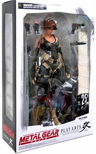 Metal Gear Solid Play Arts Kai Action Figure Meryl