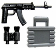 COBI Blocks Minifigure Weapons & Gear