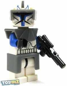 LEGO Star Wars LOOSE Mini Figure Captain Rex with Blaster [Blue]