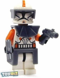 LEGO Star Wars LOOSE Mini Figure Commander Cody with Twin Blaster Pistols Hard To Find!