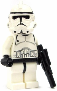 LEGO Star Wars LOOSE Mini Figure EPIII Clone Trooper with Blaster