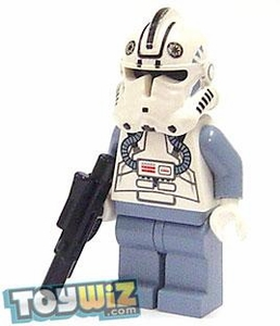 LEGO Star Wars LOOSE Mini Figure Clone Pilot with Blaster [Version 1]