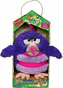 KooKoo Birds 6 Inch Plush Three Toed, Three Feathered Doofusina