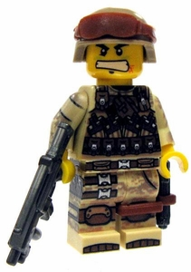 Eclipse Grafx Custom Printed Minifigure Desert Strike Force