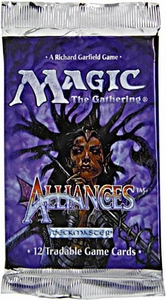 Magic the Gathering Alliances Booster Pack [12 Cards]