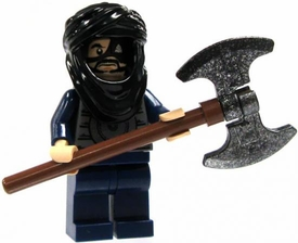 LEGO Prince of Persia LOOSE Mini Figure Hassanssin Axeman
