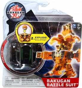 Bakugan Mechtanium Surge Battle Suit Black Doomtronic