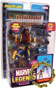 Marvel Legends Series 12 Action Figure Bishop [Apocalypse Build-A-Figure]