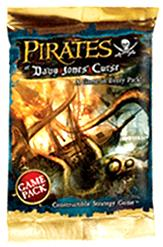 Pirates of the Davy Jones' Curse Booster Pack