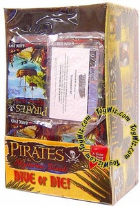 Pirates of the Mysterious Island Booster BOX [18 Packs]